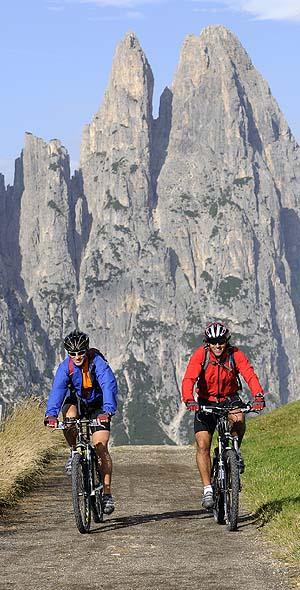 Dolomiten - Bike Teaser groß 1, © Ralf Glaser