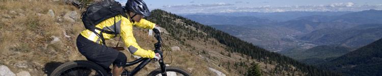 Kanada - Fernie mit bike-sportreisen.de
