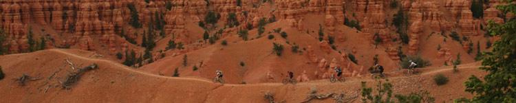 Utah Abenteuer Mountainbike mit bike-sportreisen.de