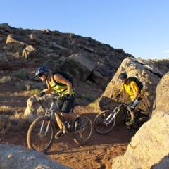 Mountainbikeabenteuer Utah © Manfred Stromberg